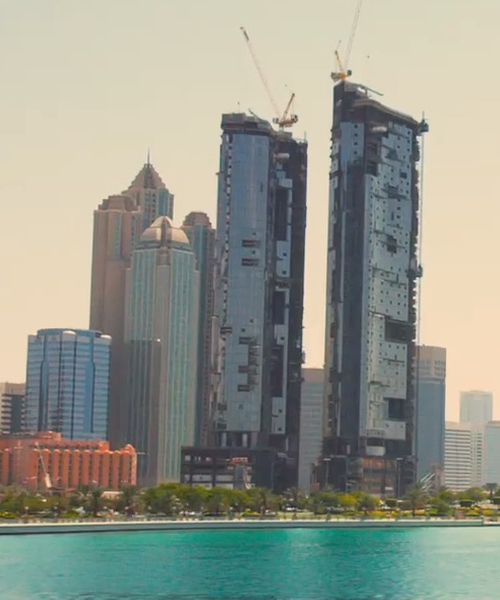 Unknown Actor with Sofitel Abu Dhabi Corniche Abu Dhabi, United Arab Emirates in Furious 7