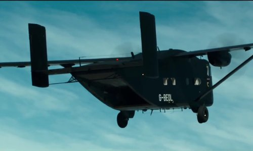 Planes in Movies - Transportation | TheTake