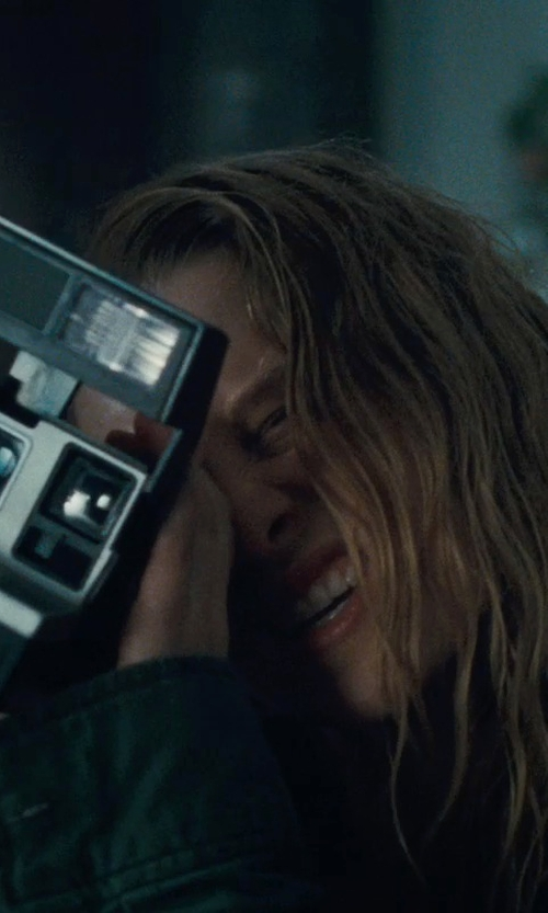 Teresa Palmer with Polaroid Sun 600 LMS in Warm Bodies
