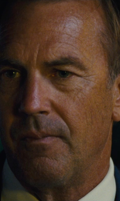 Kevin Costner with Paul Smith London Slim-Fit Cotton Shirt in McFarland, USA