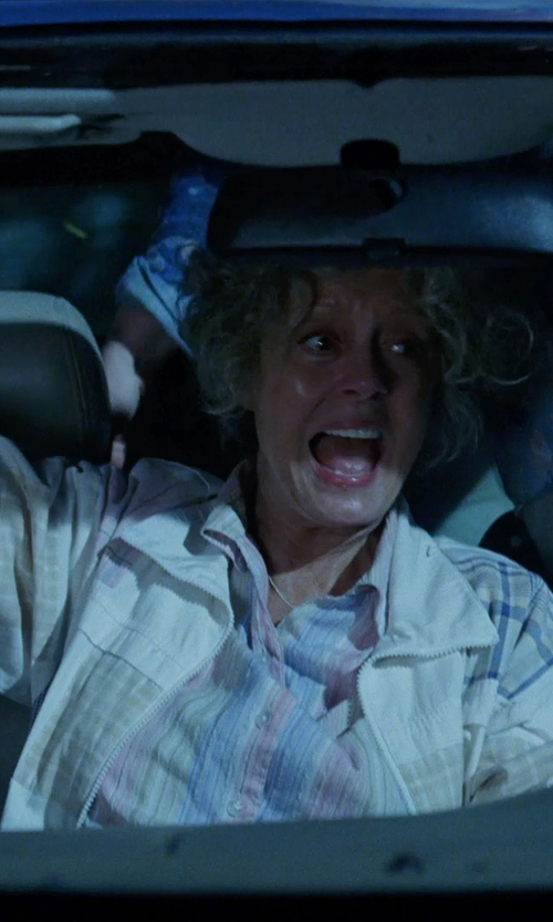 Susan Sarandon with Theory Trillith Nicholls in Tammy