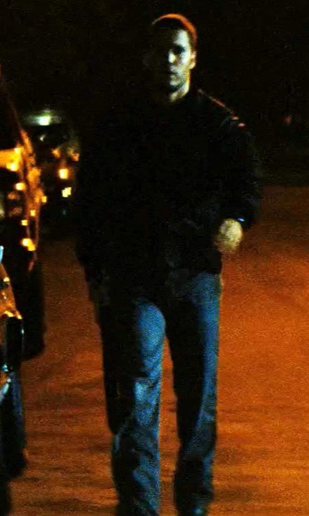 Hudson Jeans Blake Slim Straight Leg Jeans in Savages