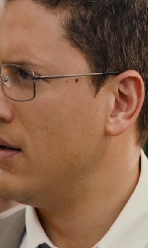 Wentworth Miller with Mont Blanc Prescription Eyeglasses in The Loft