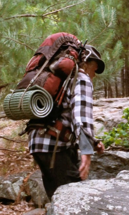 Nick Nolte with ALPS Mountaineering Foam Camping Mat in A Walk in the Woods