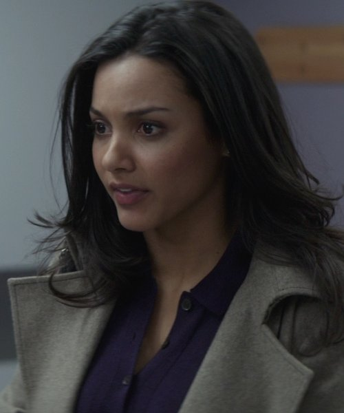 Jessica Lucas  with Vivienne Westwood Red Label Silk Tie Dress in That Awkward Moment