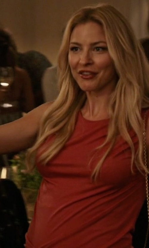 Tabrett Bethell with AllSaints Riviera Dress in Mistresses