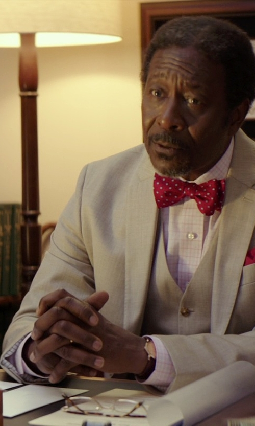 Clarke Peters with StyleCraft Classic Floor Lamp in The Best of Me