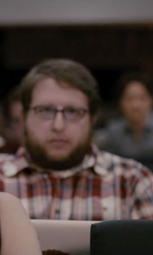Bryon Krueger with Billabong Men's Dawson Long Sleeve Shirt in The Disappearance of Eleanor Rigby