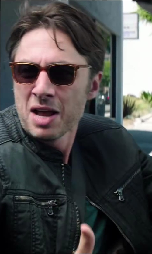 No Actor with Kenneth Cole New York Rectangle Sunglasses in Wish I Was Here