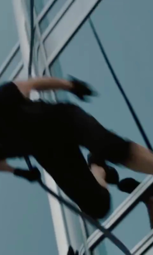 Tom Cruise with Adidas Core 15 Three-Quarter Pants in Mission: Impossible - Ghost Protocol