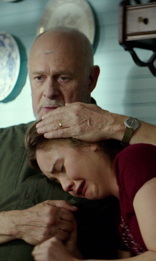 Gerald McRaney with Guess Leather Strap Watch in The Best of Me