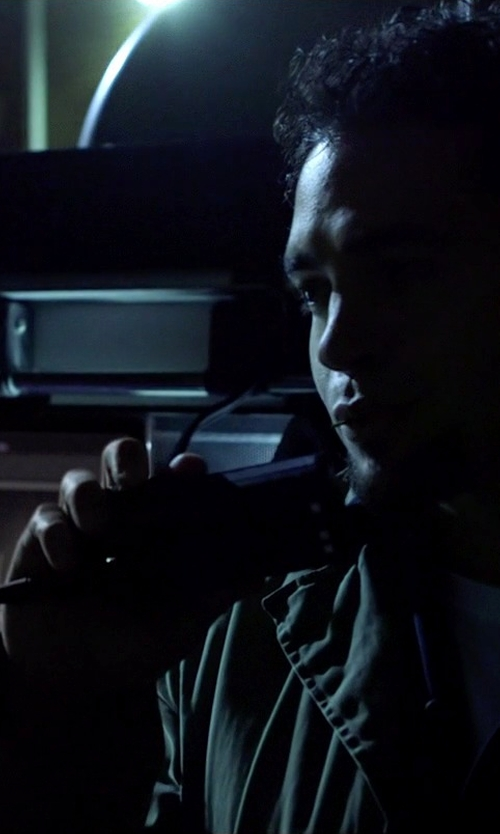 Ramon Rodriguez with Uniden Two Way Radios in Need for Speed