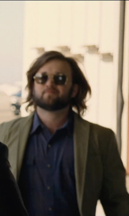 Haley Joel Osment with Paul Smith Classic Blazer in Entourage