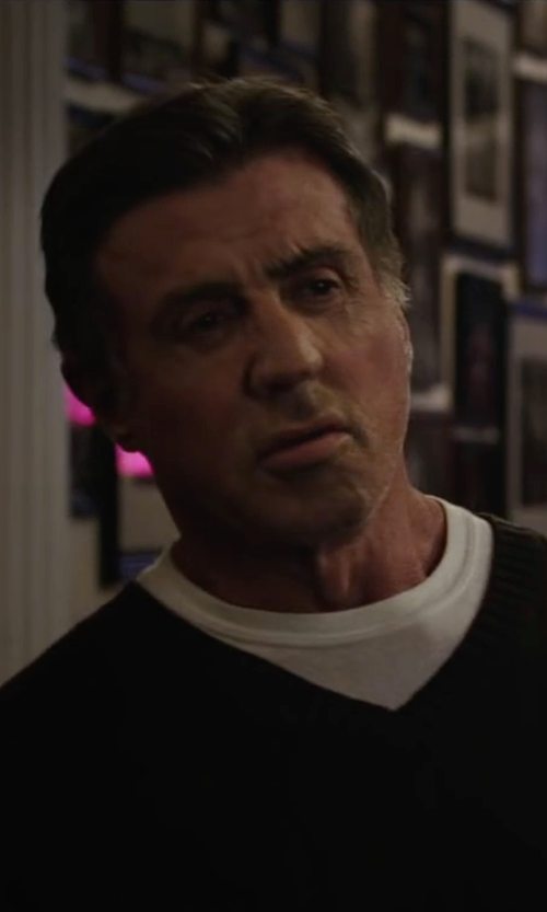 Sylvester Stallone with Calvin Klein Underwear Body Modal Short Sleeve T-Shirt in Creed
