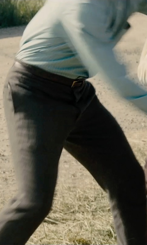 Unknown Actor with Calvin Klein Kids Dress Pants in Unbroken