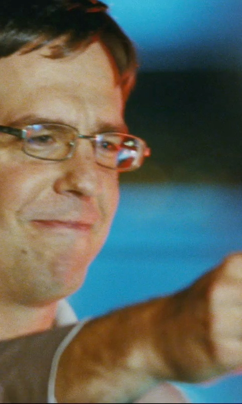Ed Helms with Reliable Distributors Plastic Elegant Tumbler Shot Glass in The Hangover