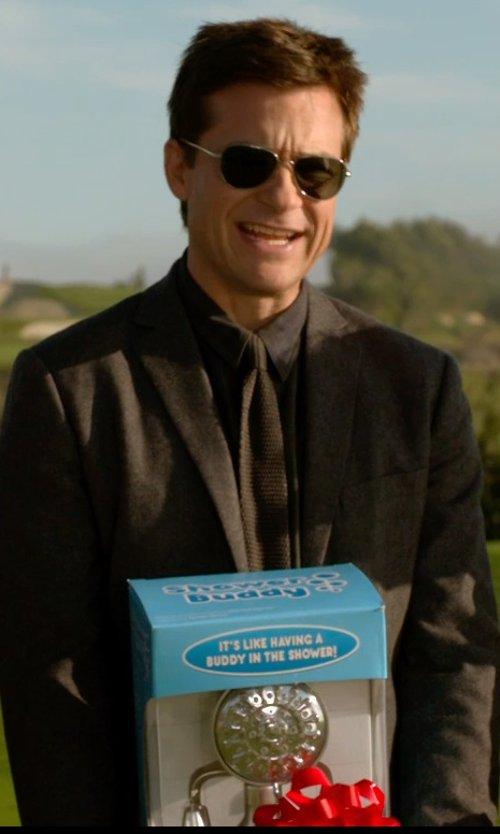 Jason Bateman with Ray-Ban OG Aviator Sunglasses in Horrible Bosses 2