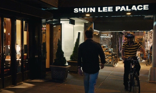 Unknown Actor with Shun Lee Palace New York City, New York in Master of None
