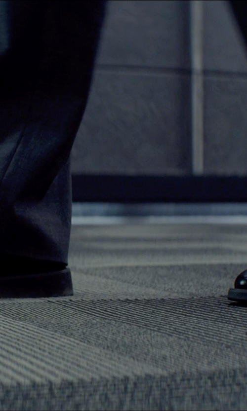 Tiger Hu Chen with Kenneth Cole Reaction 'Pretty Much' Leather Cap Toe in Man of Tai Chi