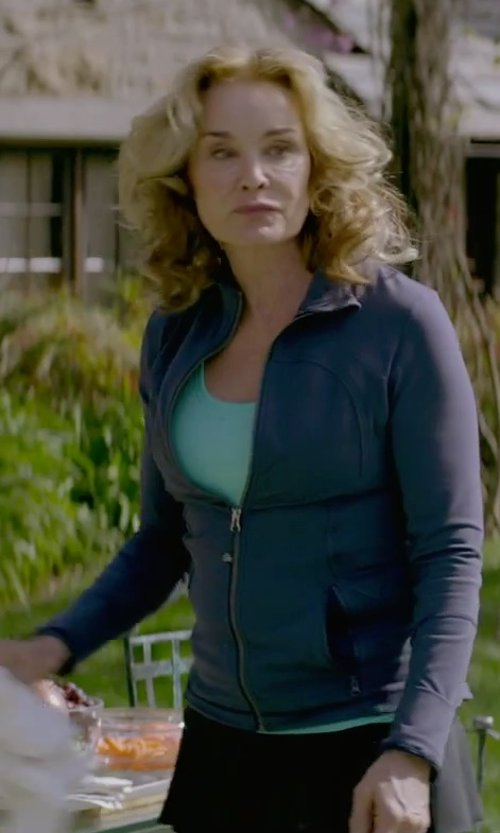 Jessica Lange with Tail Doral Pleated Tennis Skort in The Gambler