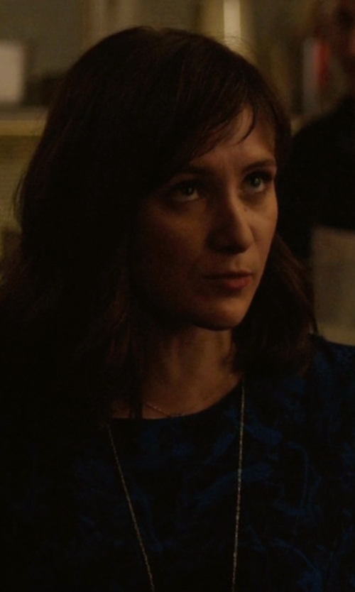 Noël Wells with Diane Von Furstenberg Zoe Printed Silk-Jersey Dress in Master of None