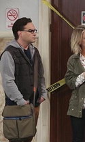 The Big Bang Theory - Season 9 Episode 14 - The Meemaw Materialization