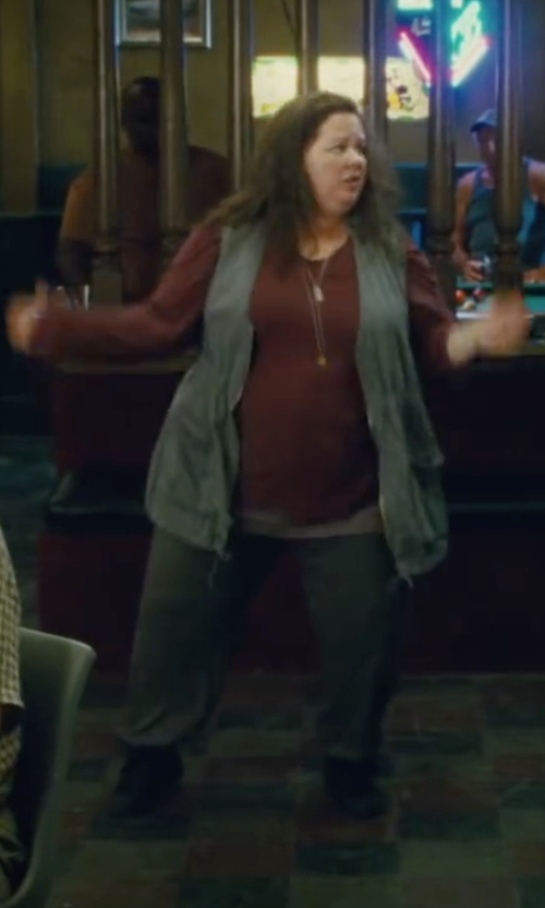 Melissa McCarthy with Adidas Black Samoa Sneaker Shoes in The Heat