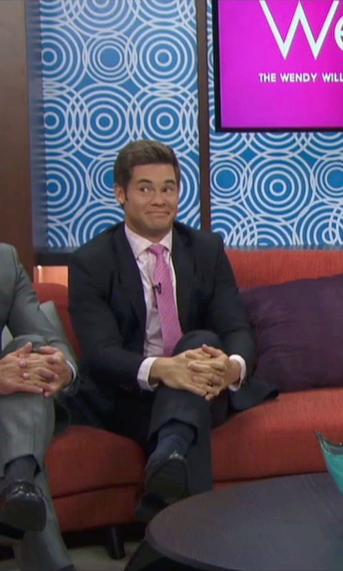 Adam DeVine with Florsheim Men's Cortland Shoes in Mike and Dave Need Wedding Dates