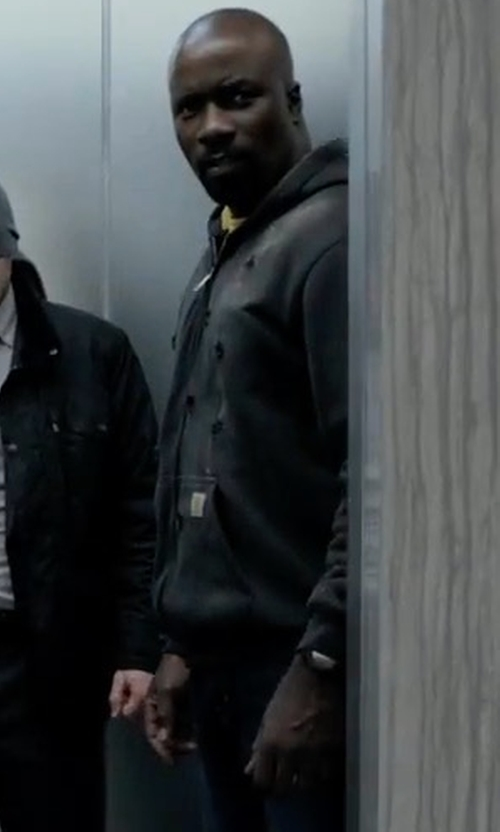 Mike Colter with Suunto Core Computer Watch in Marvel's The Defenders