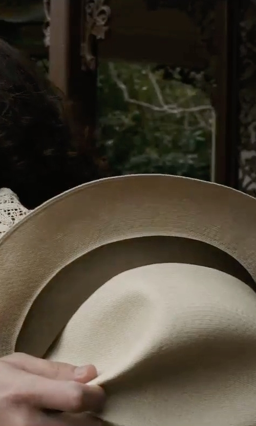 Ben Affleck with JLBrazil Genuine Panama Hat in Live By Night