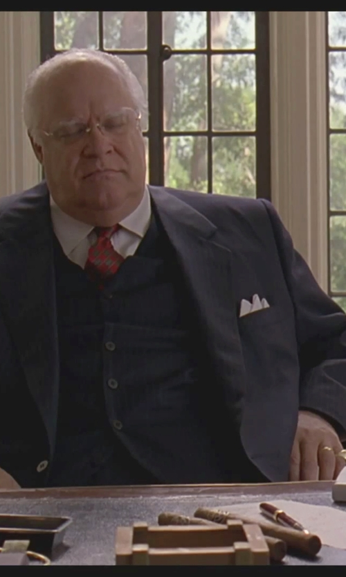 David Huddleston with TheBeJeweledEgg Rings Signet Ring in The Big Lebowski