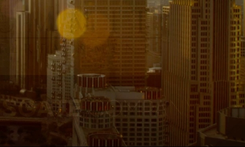 Unknown Actor with Sheraton Chicago Hotel & Towers Chicago, Illinois in The Divergent Series: Insurgent