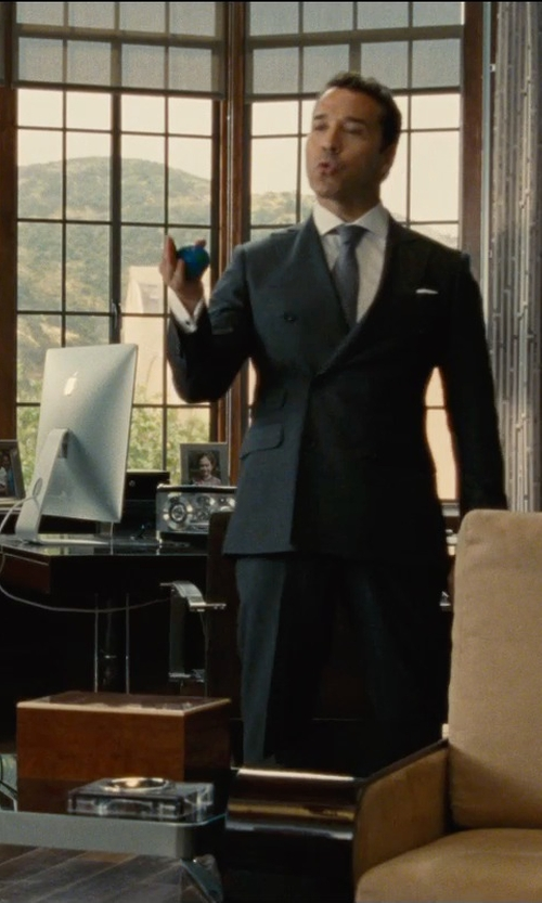 Jeremy Piven with Apple iMac Computer in Entourage
