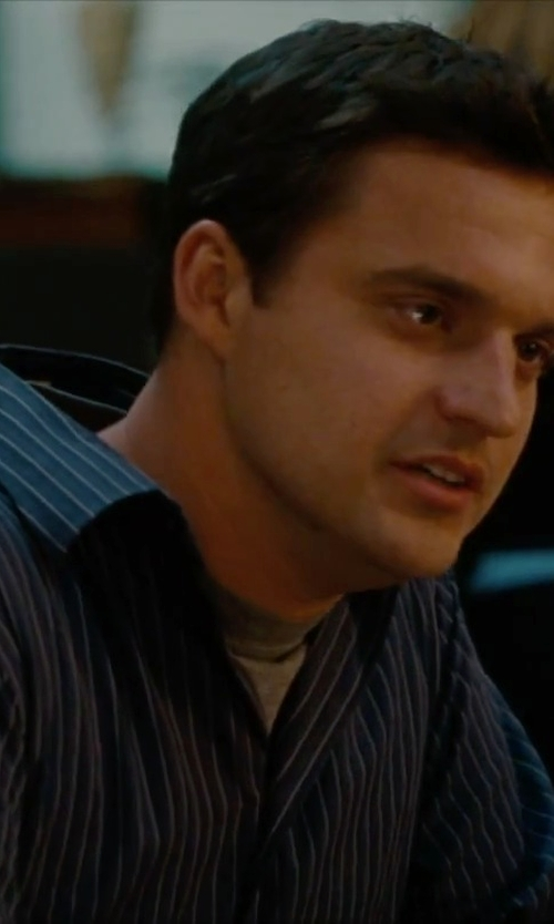 Jake Johnson with T by Alexander Wang Classic Short Sleeve T-Shirt in No Strings Attached