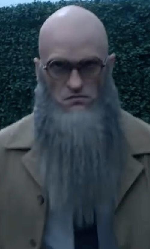 Neil Patrick Harris with Illesteva Leonard Eyeglasses in Lemony Snicket's A Series of Unfortunate Events