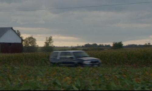 James Ransone with Dodge Durango SUV in Sinister 2