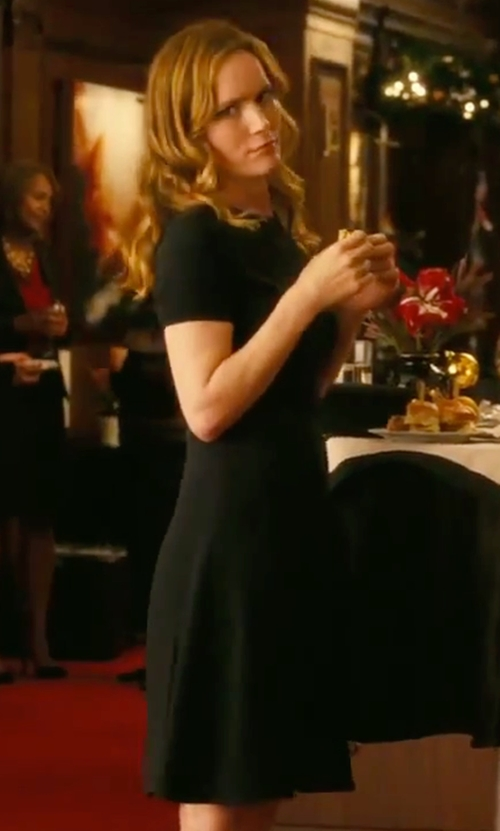 Leslie Mann with Chiara B. Short Dress in How To Be Single