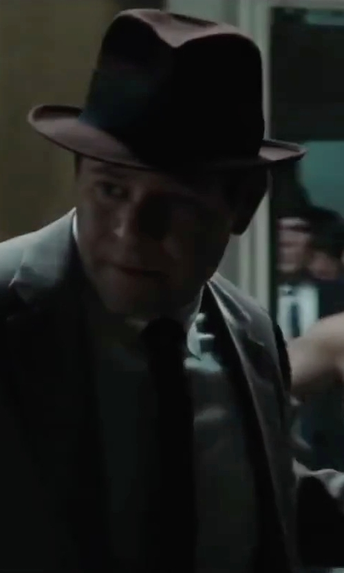 Domenick Lombardozzi with Bailey of Hollywood Barr Fedora Hat in Bridge of Spies