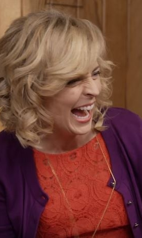 Maria Bamford with Shoshanna Judith Dress in Lady Dynamite