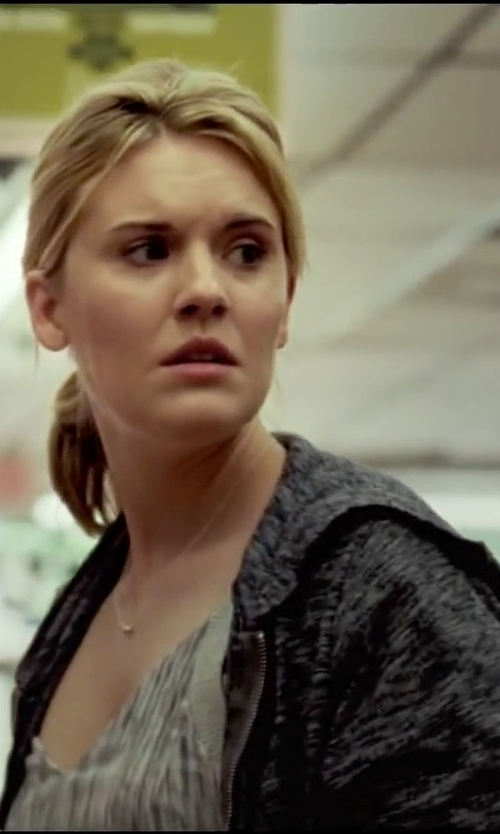 Maggie Grace with Olive & Oak Women's Georgette Strappy Dress in Taken 3