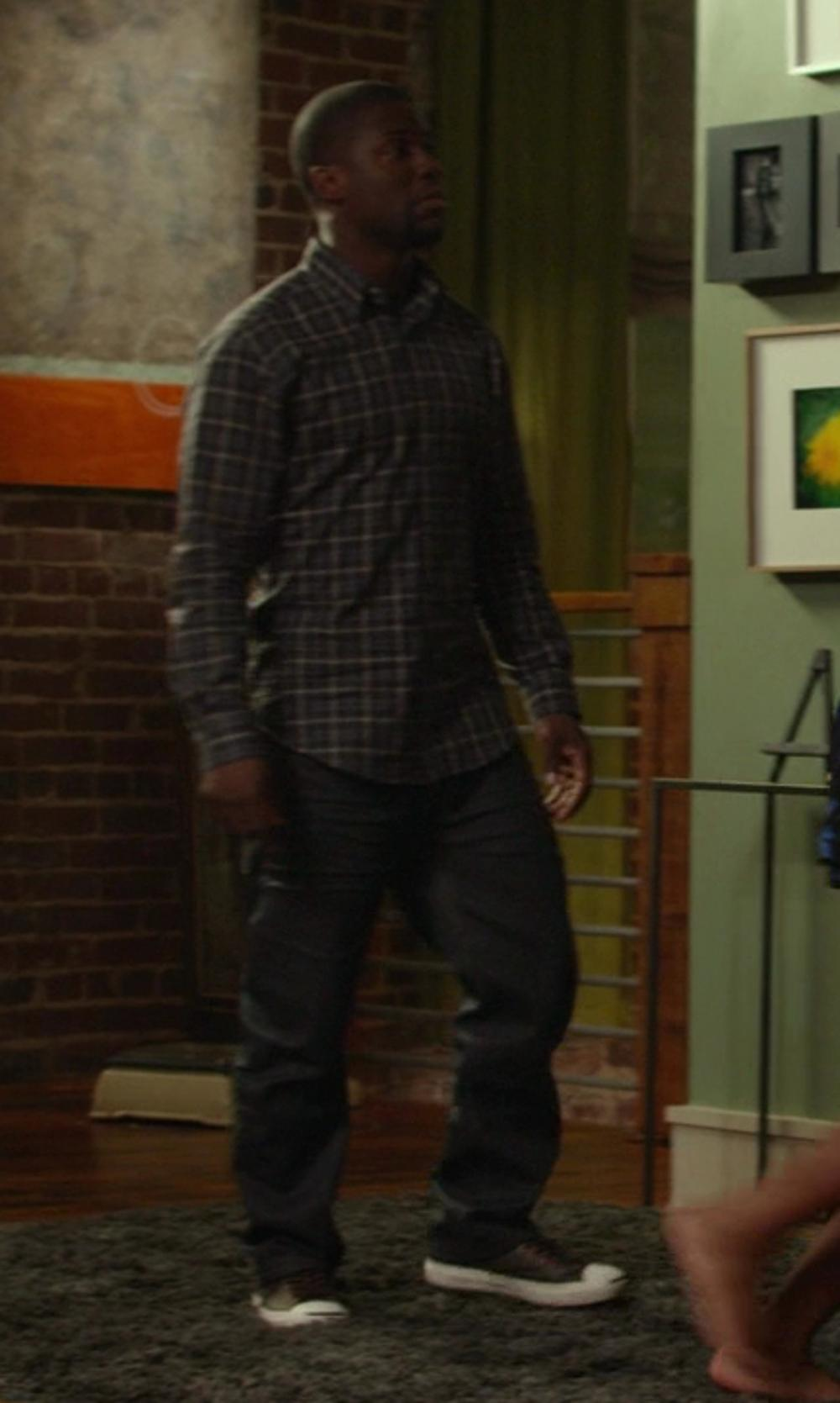 Kevin Hart with Converse Men's Converse Star Player Ox Casual Shoes in Ride Along