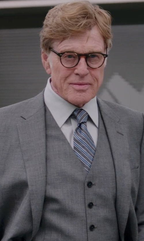 Robert Redford with Oliver Peoples SHELDRAKE RX in Captain America: The Winter Soldier