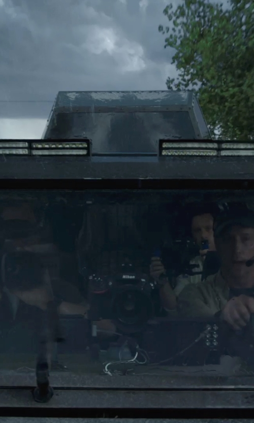Unknown Actor with Nikon D3200 24.2 MP CMOS Digital SLR in Into the Storm