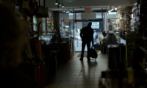 Jon Bernthal with 14st Digital Corporation New York City, New York in Daredevil