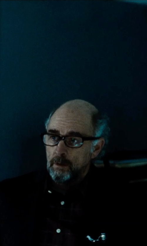 Richard Schiff with Masunaga Curved Rectangular Frames in Man of Steel
