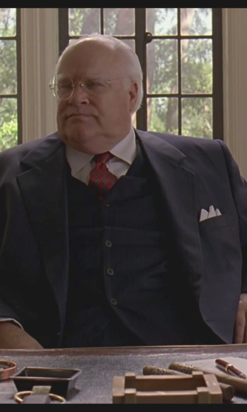 David Huddleston with Carlo Pignatelli Classico Three Piece Suit in The Big Lebowski