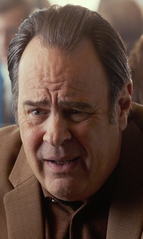 Dan Aykroyd with AG Adriano Goldschmied Men's Corduroy Button Down Shirt in Get On Up