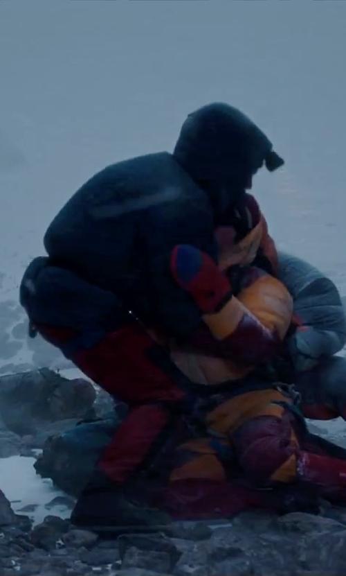 Ingvar Eggert Sigurðsson with Orage Diablo Snow Pants in Everest