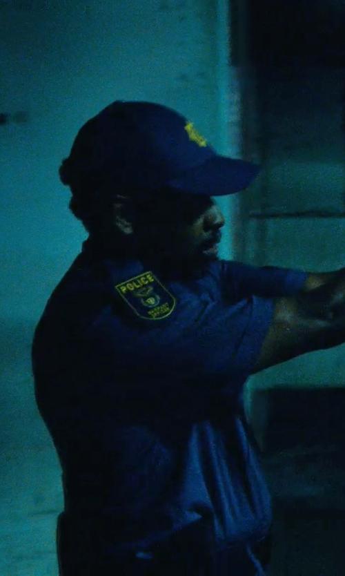 Denzel Washington with Flying Cross Men's Nomex IIIA Short-Sleeve Shirt in Safe House