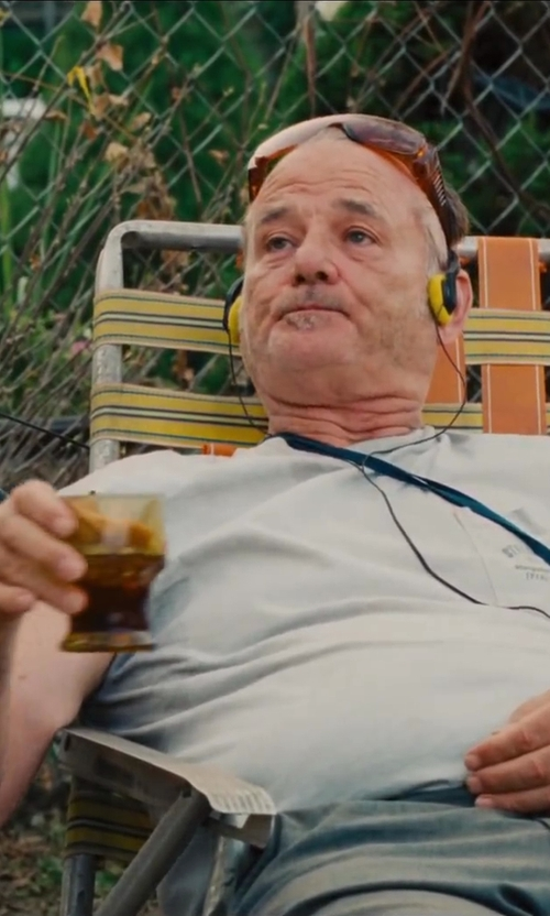Bill Murray with Guzzini Happy Hour 11-3/4-Ounce Tumbler in St. Vincent